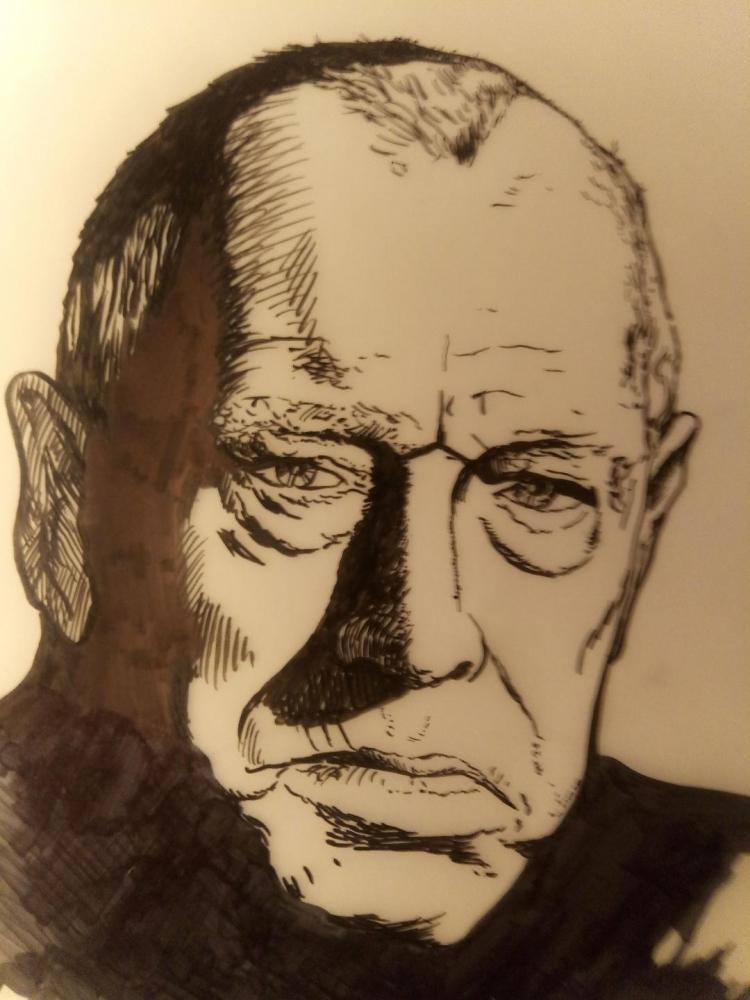 Max Von Sydow by veitsberger